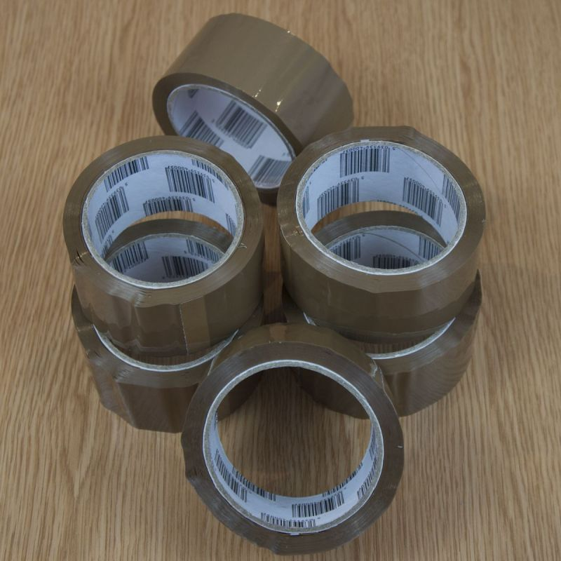 Brown Parcel Tape - TAPE09